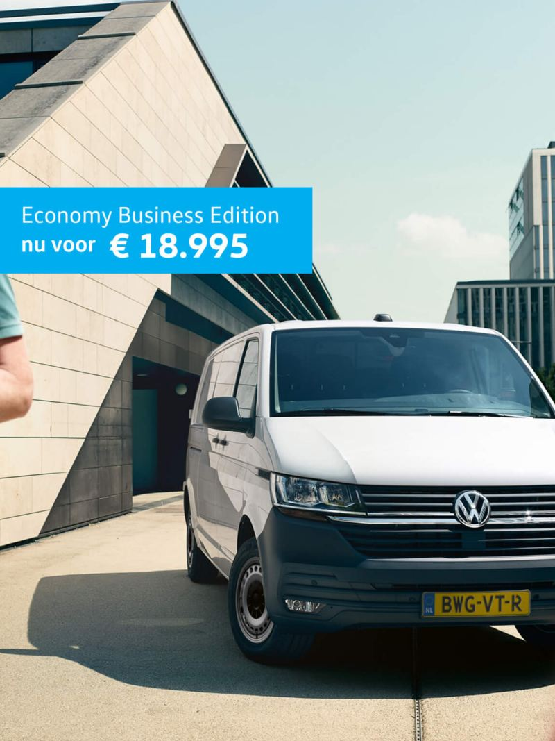 Economy Business Edition nu voor € 18.995