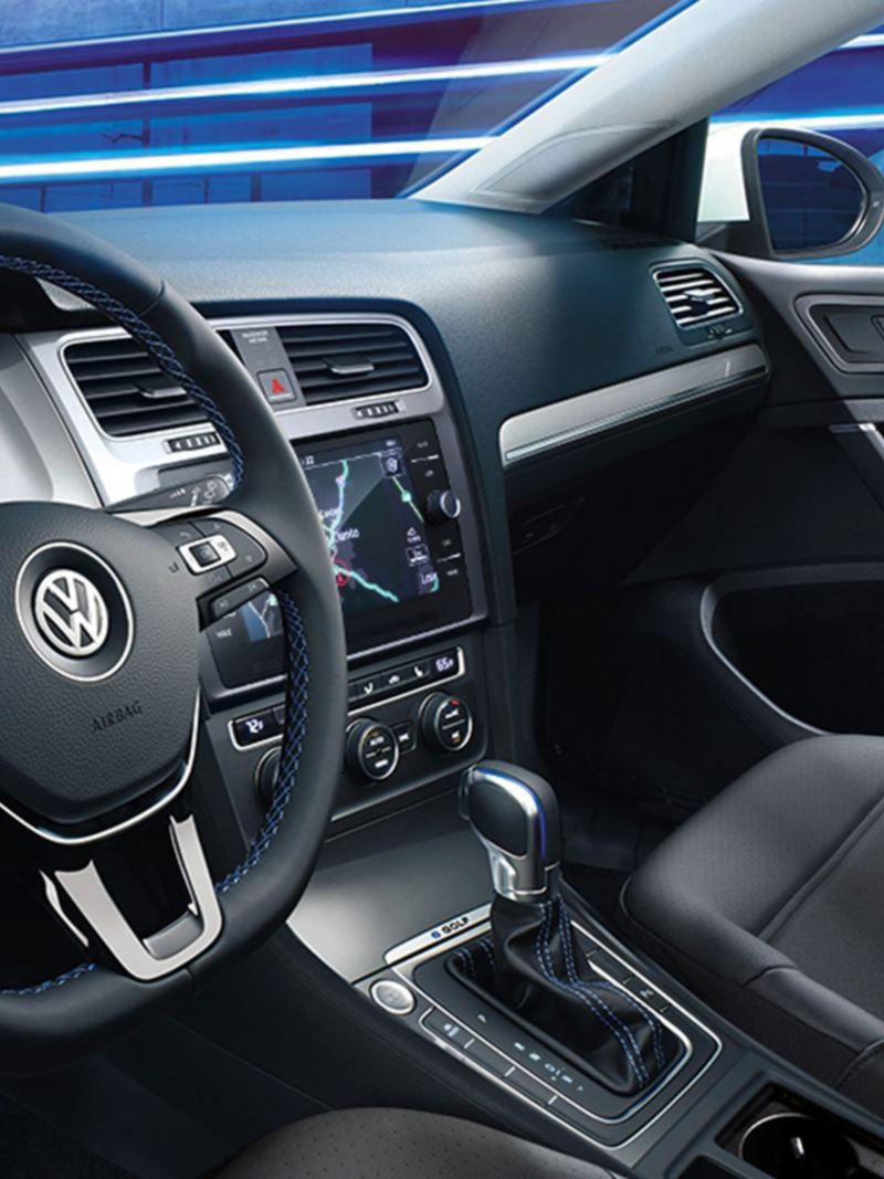 Inside the e-Golf