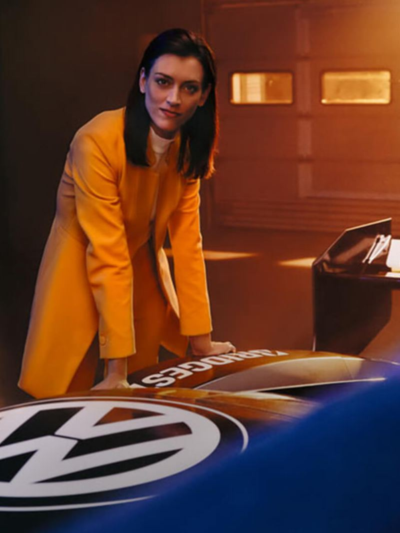 Volkswagen ID.R, studio image