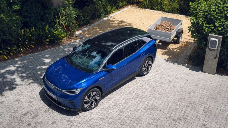 Overview of Volkswagen ID. 4