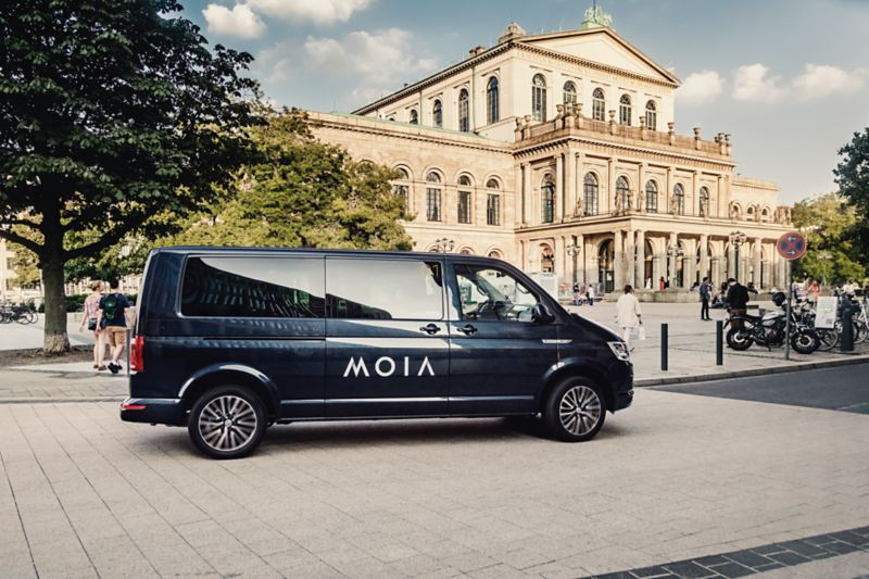 On-demand mobility offer MOIA