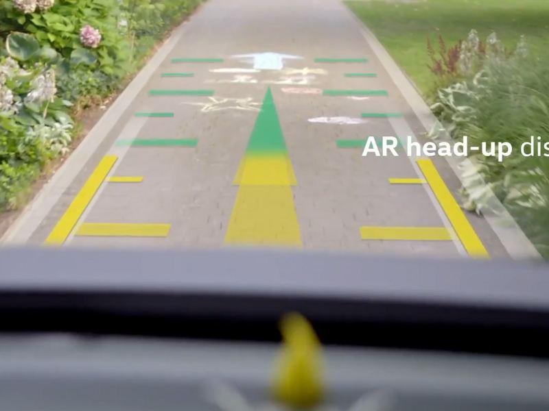 Augmented navigation
