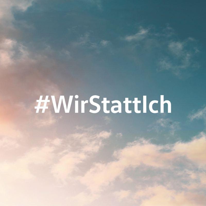 #WirStattIch