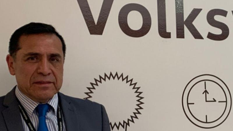 Grupo Volkswagen - Reconocimiento a Don Javier Vargas por trayectoria en el equipo de VW México
