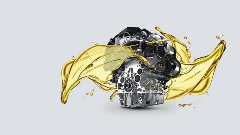 Volkswagen originalmotorolja