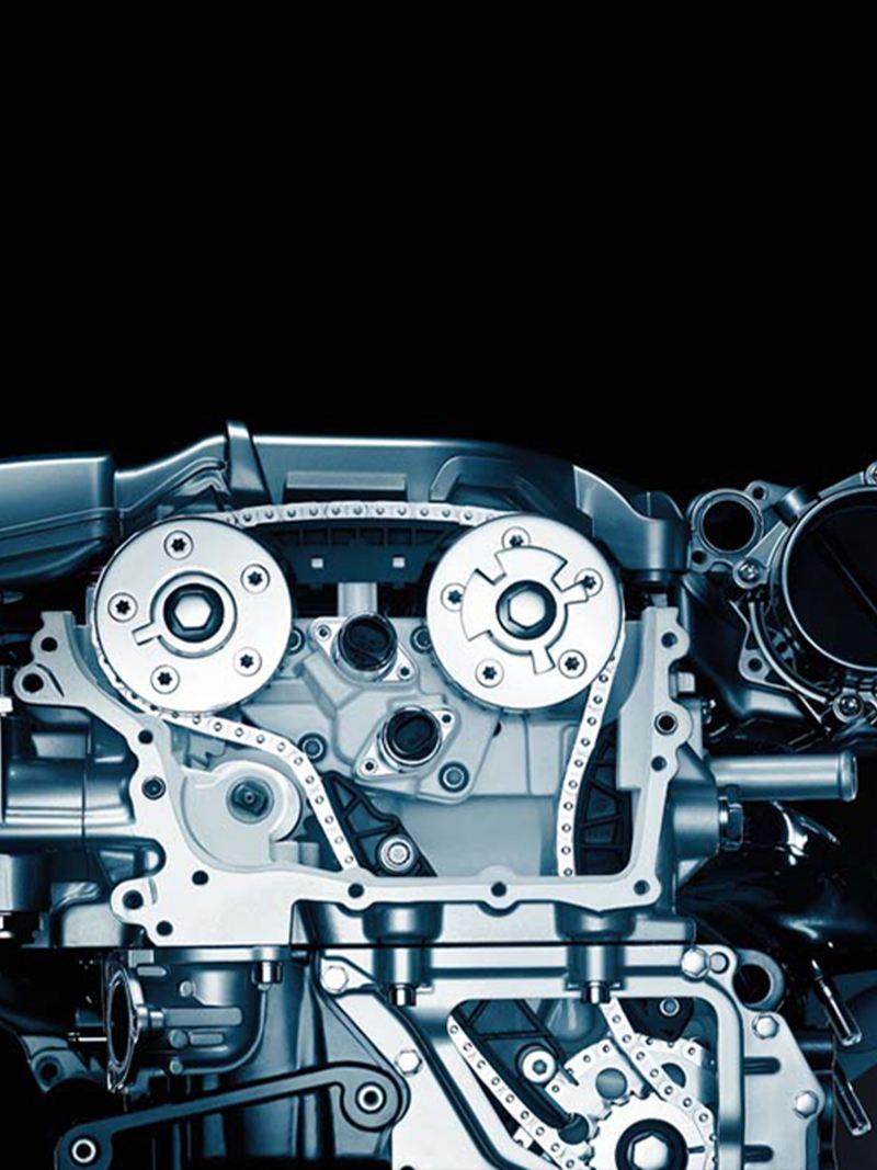 4.0L V8 TDI Engine