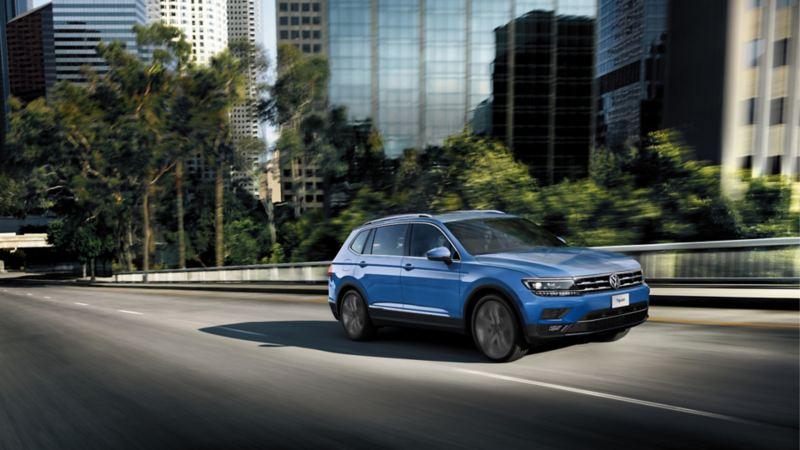 Tiguan 2021 VW - Conoce las versiones Comfortline, Highline y R-Line de la camioneta Tiguan
