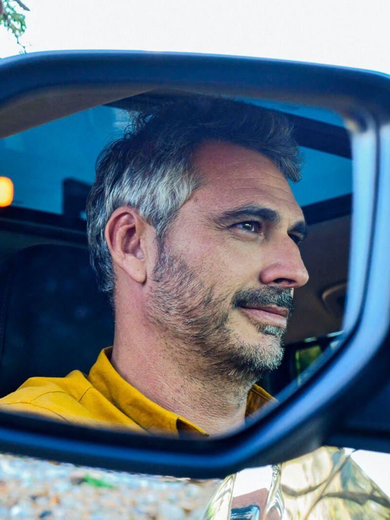 """Llantas de 20"""" con 5 rayos triples presentes en SUV Teramont 2020 de Volkswagen"""