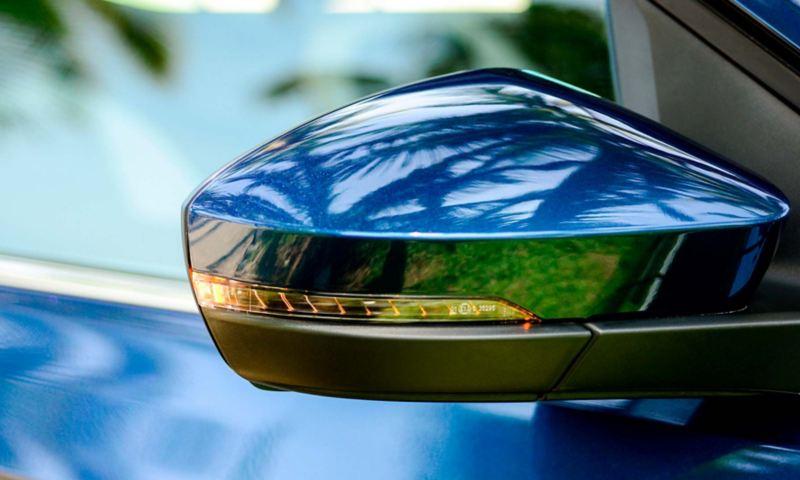 Espejos abatibles de T-Cross de Volkswagen