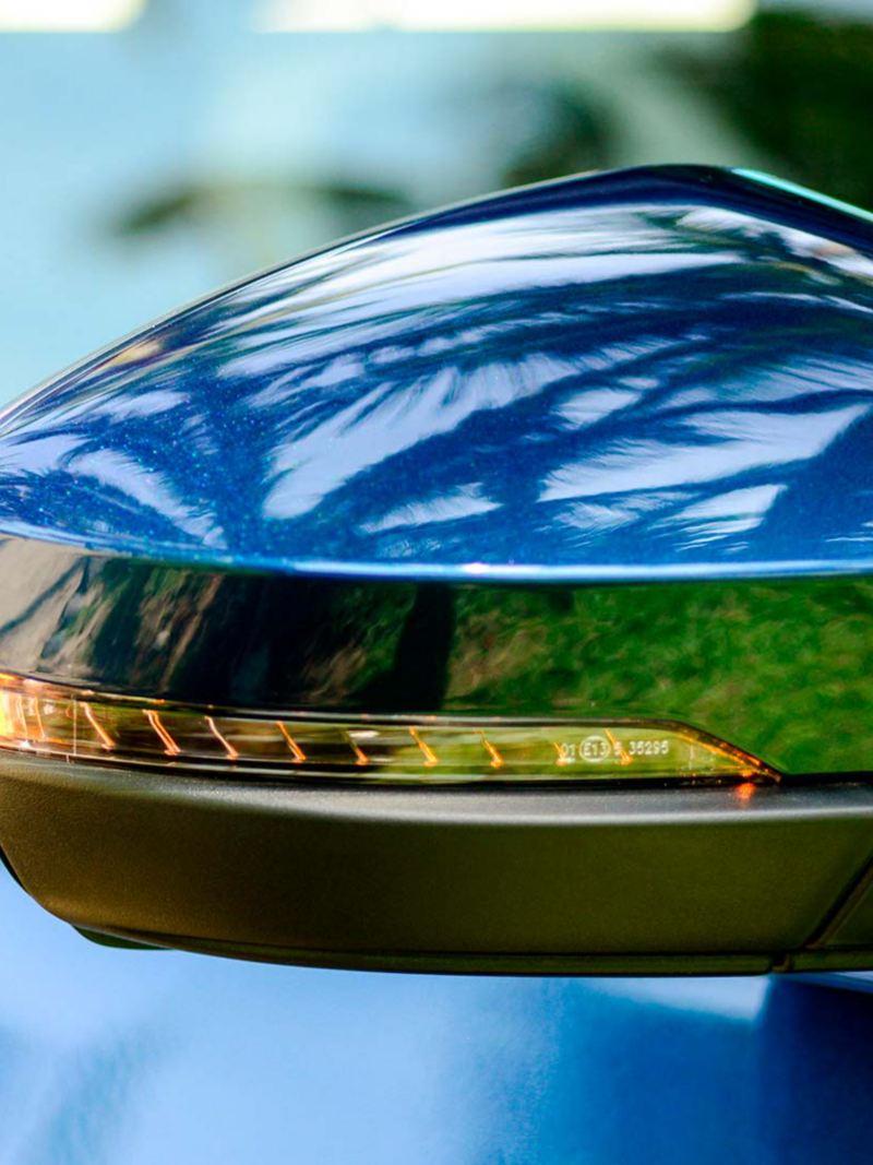 Espejos abatibles de Nuevo T-Cross de Volkswagen