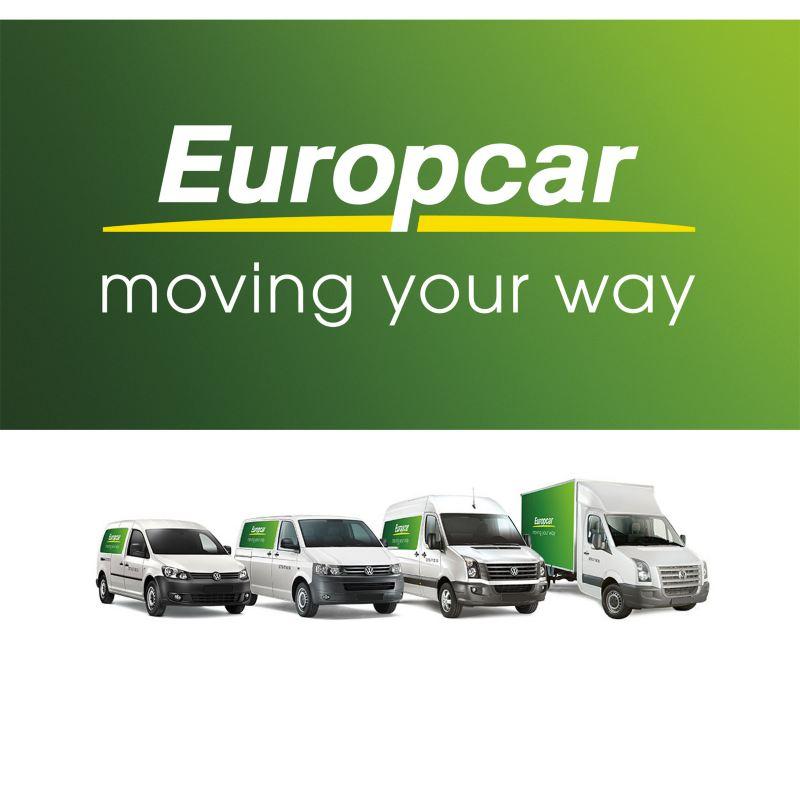 Hyr en VW Transportbil hos Europcar