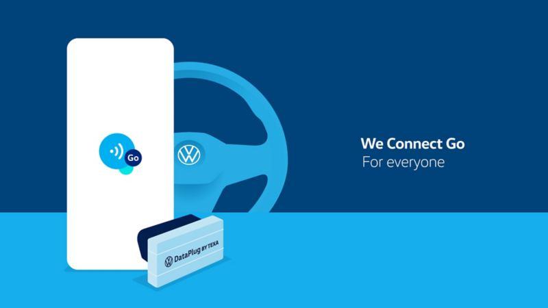 Genuine Volkswagen Data Plug Bluetooth 2008/> Brand New