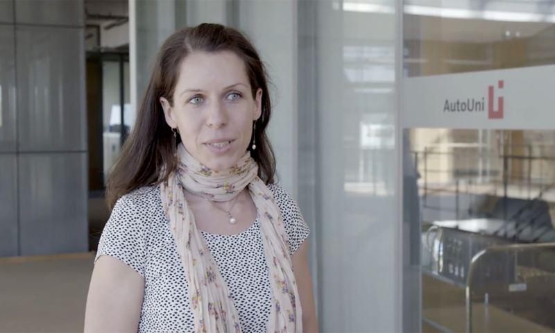 Video zum Erfahrungsbericht über die Fakultät 73 von Stephanie