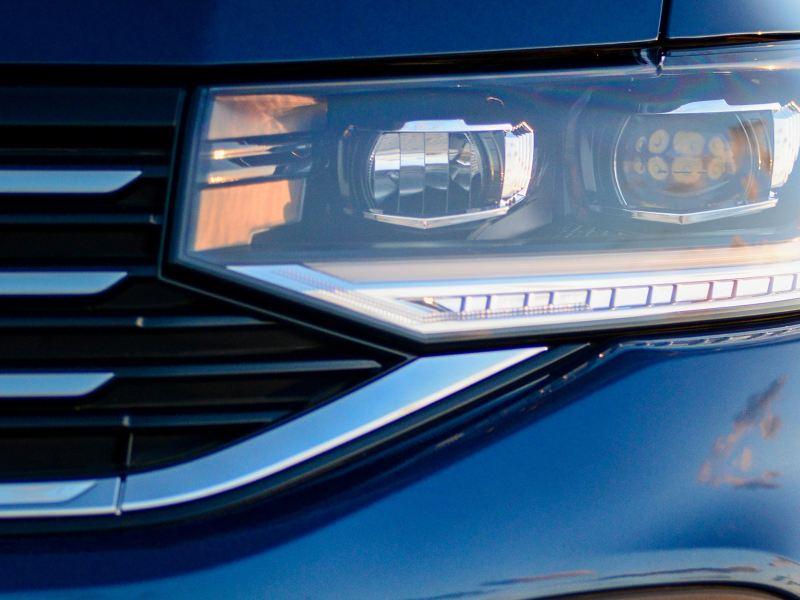 Faros antiniebla full LED Nuevo T-Cross Volkswagen