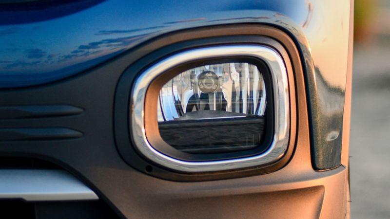 Faros antiniebla LED de Nuevo T-Cross de Volkswagen