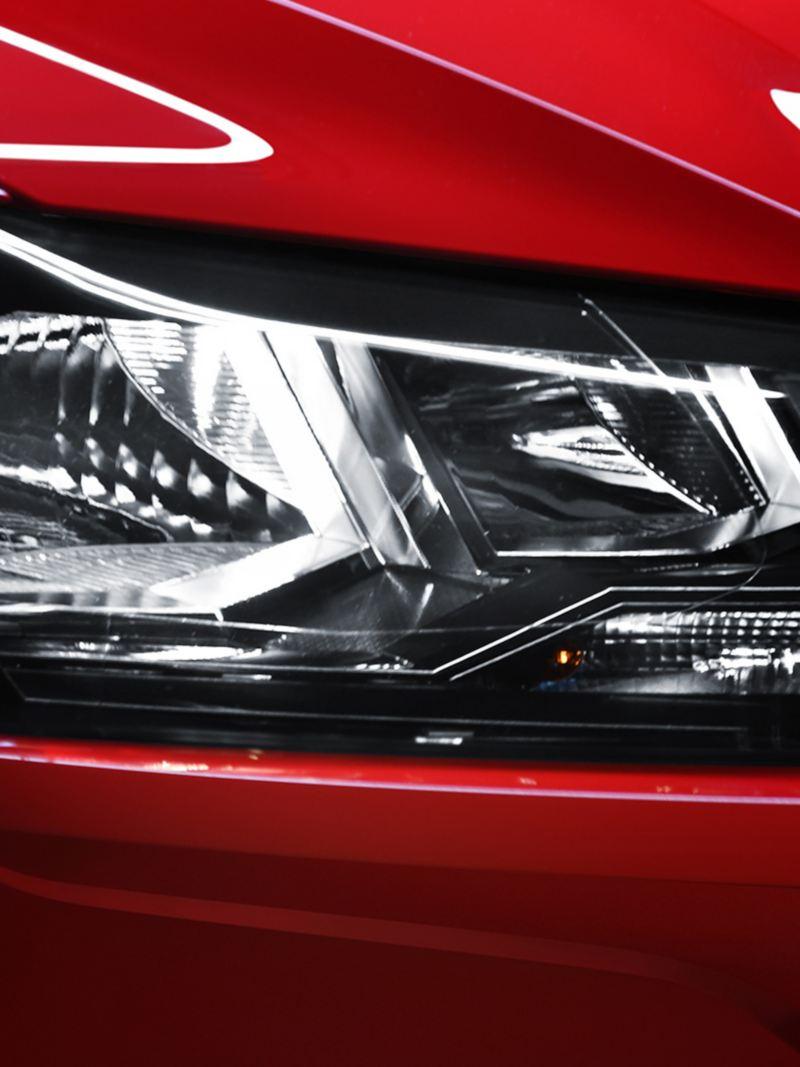 Faros bifocales de halogeno Nuevo Virtus Volkswagen