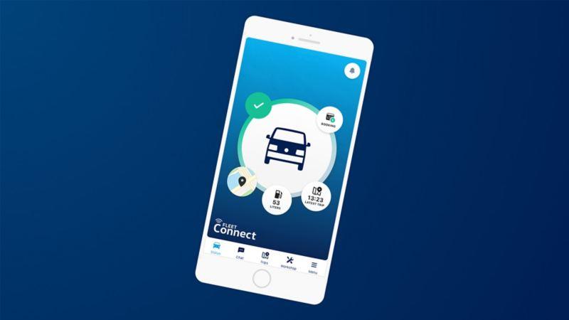 Fleet Connect app