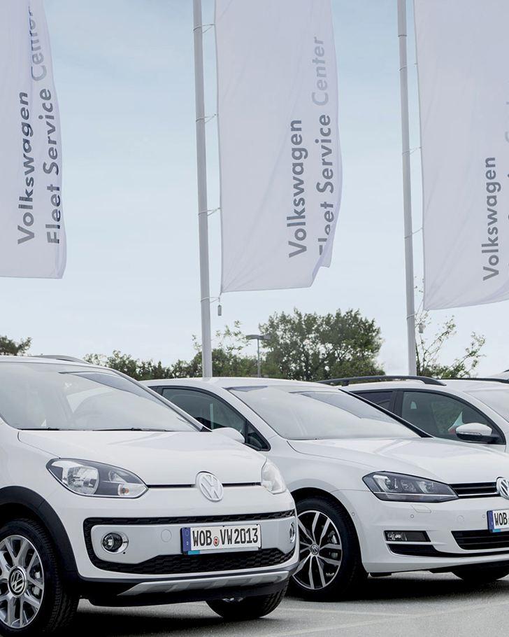 Volkswagen Fleet  Service Centres