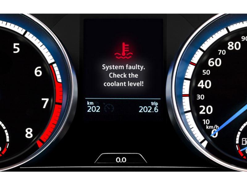 汽油引擎的冷卻水溫度過低