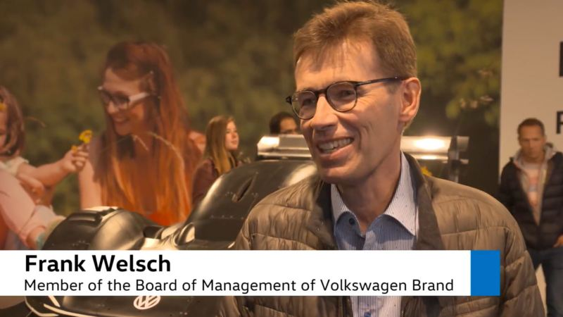 Dr Frank Welsch