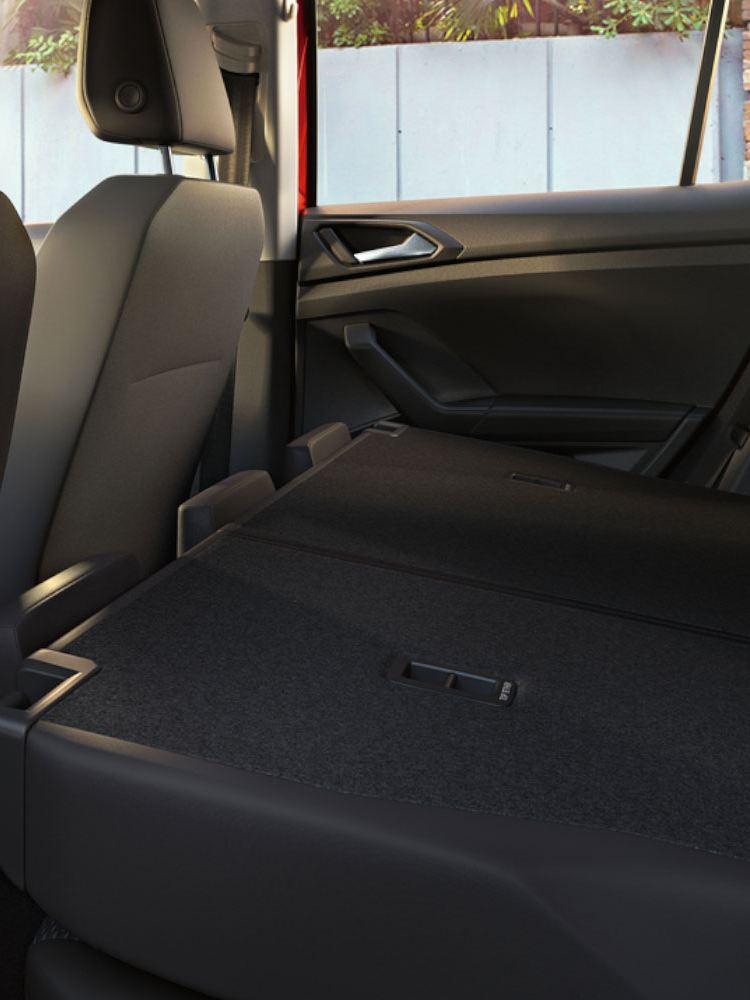 VW T-Cross space