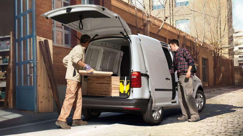 Volkswagen Caddy Furgón Canarias