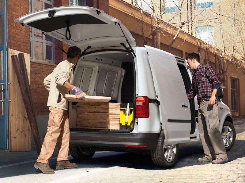 carga-caddyfurgon