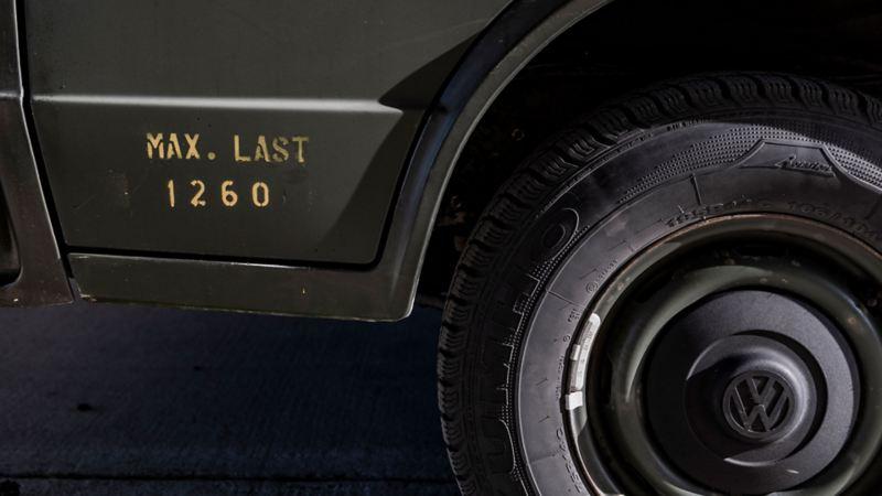 Maxlast VW LT31