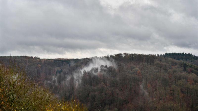 Le Tombeau du Géant - colline rocheuse