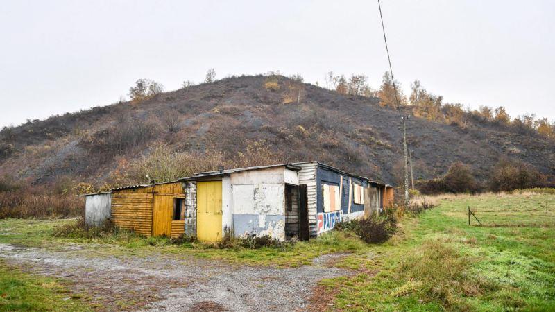 Châtelineau ruines