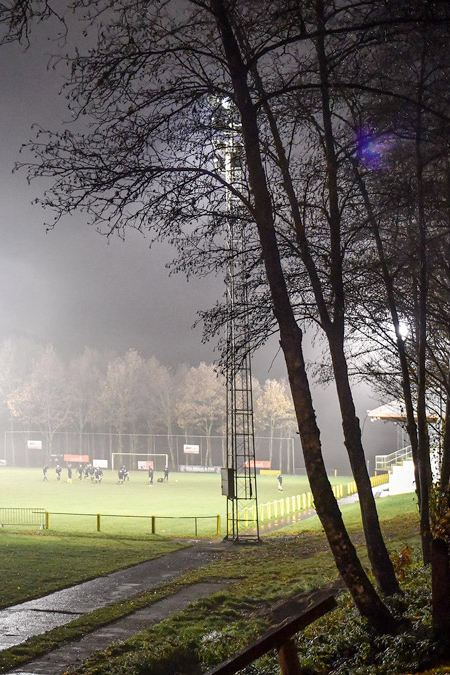 Le stade du FC Bouillon