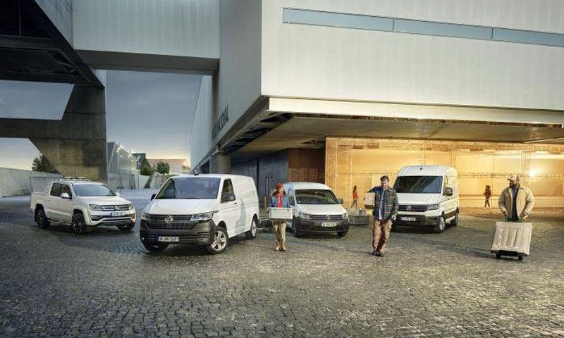 Gamma Volkswagen Veicoli Commerciali