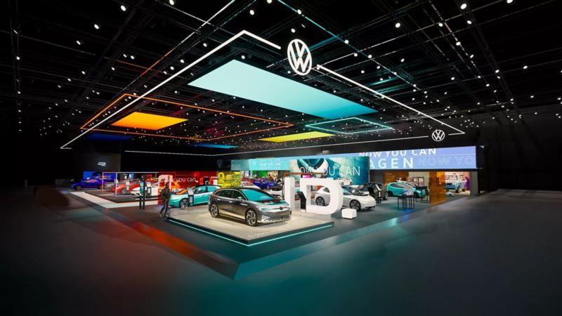 Visita a Geneva International Motor Show de Volkswagen en modo virtual para conocer modelos de autos