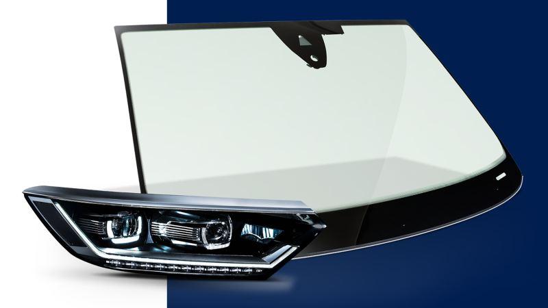 Volkswagen原廠擋風玻璃