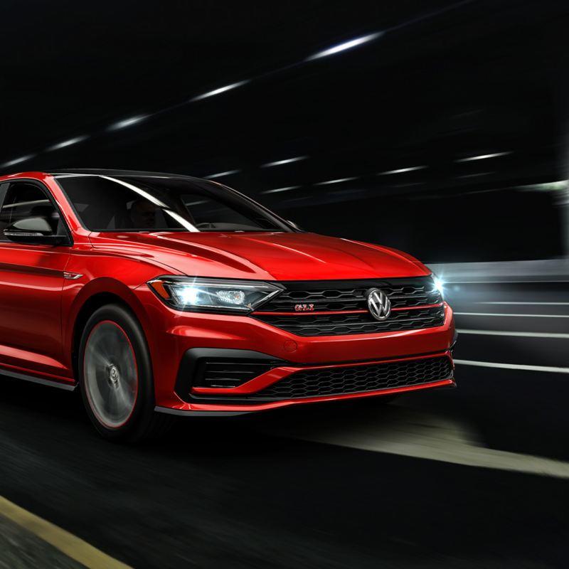 Carro deportivo Volkswagen, Jetta GLI con diseño renovado