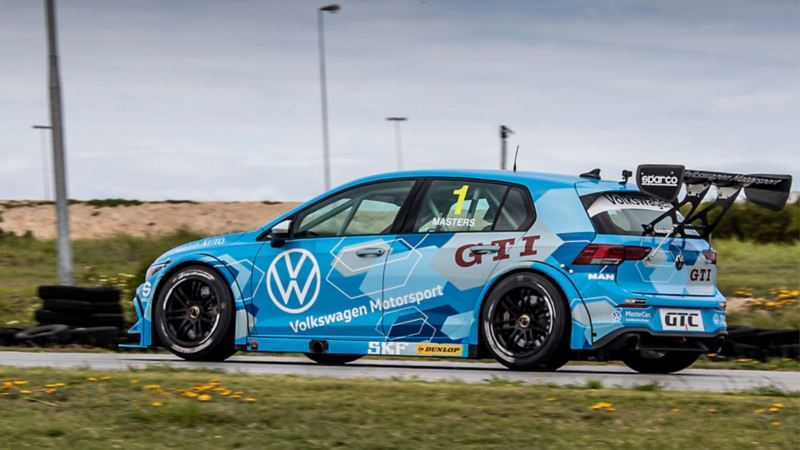 More races and more victories for Volkswagen's Golf 8 GTI
