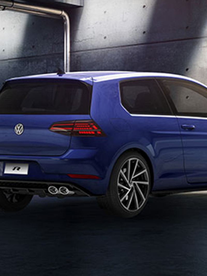 Golf R - El Carro deportivo Volkswagen que cuenta con los asistente de seguridad más innovadores