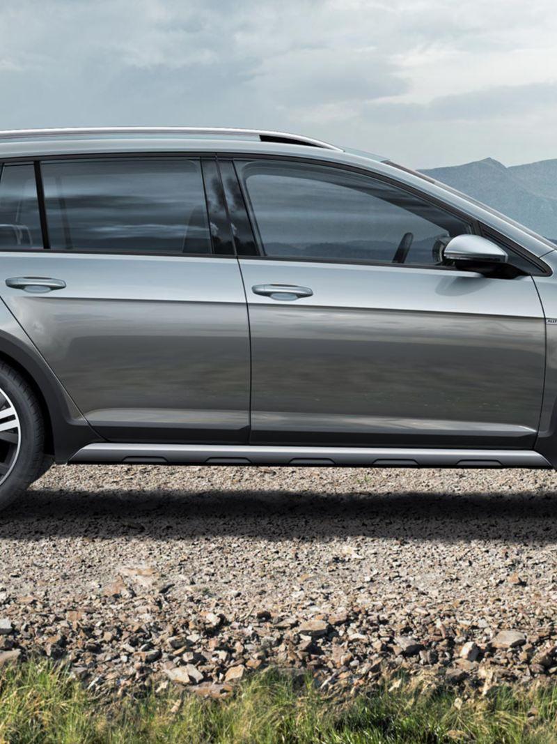 "Golf Variant Alltrack Volkswagen laterale cerchi in lega Kalamata da 18"""