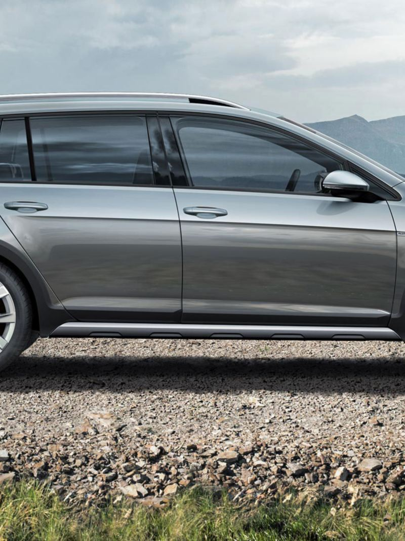 "Golf Variant Alltrack Volkswagen laterale cerchi in lega Valley da 17"""