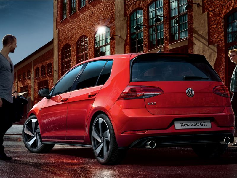 Golf GTI full day performance course