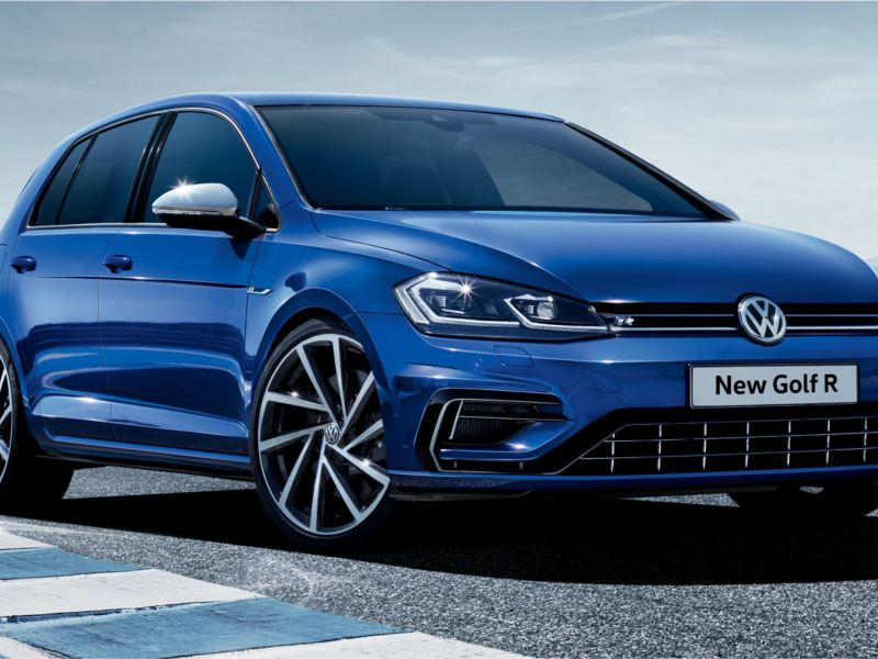 Golf R full day performance course