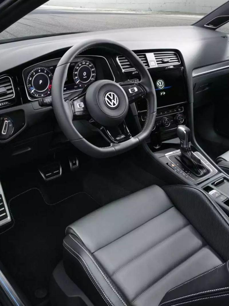 Design intérieur Golf R