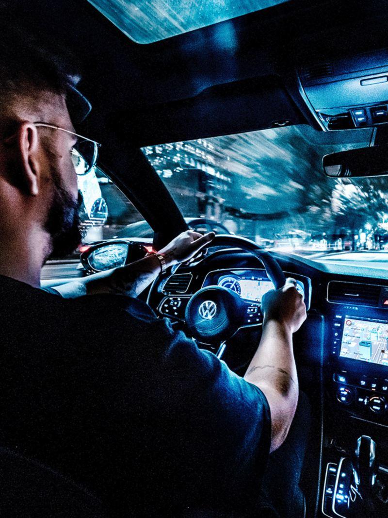 Interior Golf GTE
