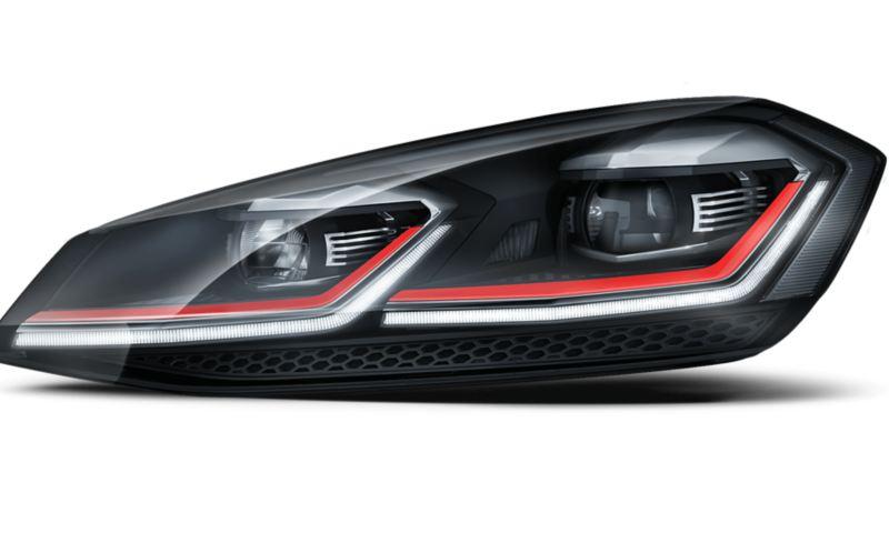 Phares LED facultatifs de la GTI