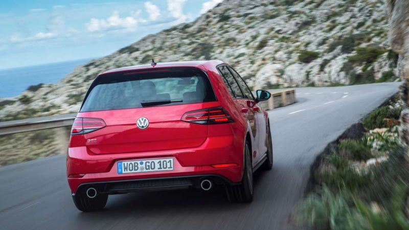 VW Golf GTI Performance, the high performance daily driver