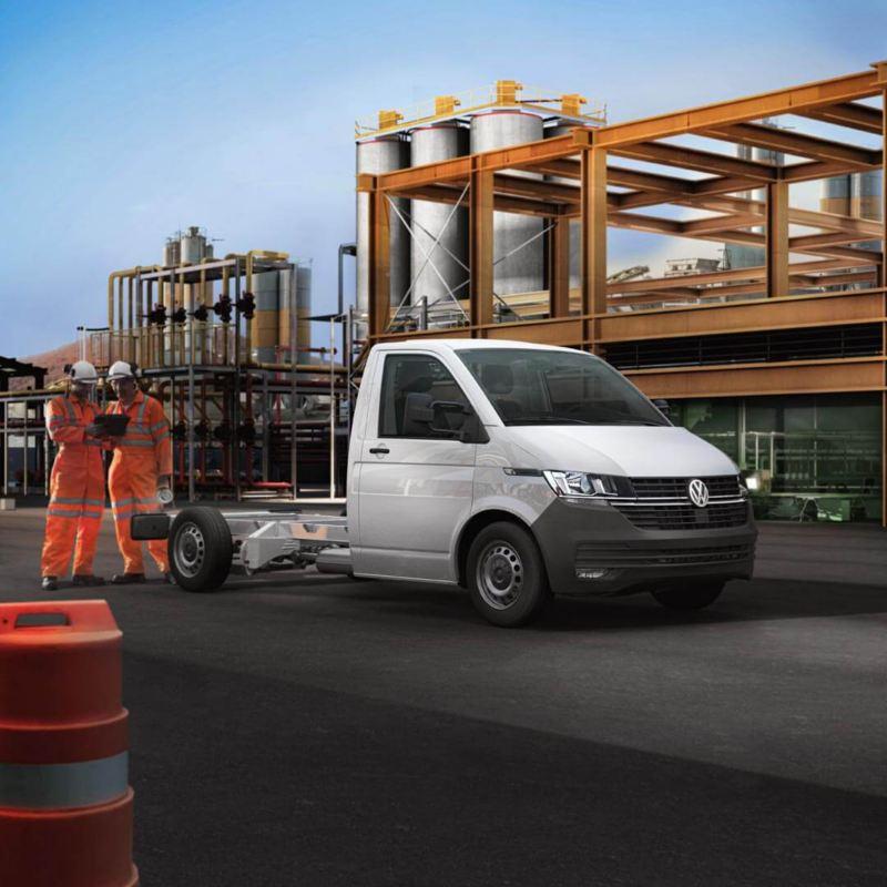 Volkswagen Transporter T6.1 Chasis