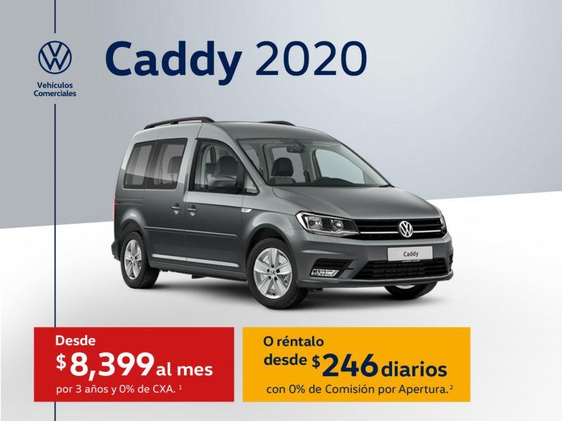 Promociones Volkswagen Caddy