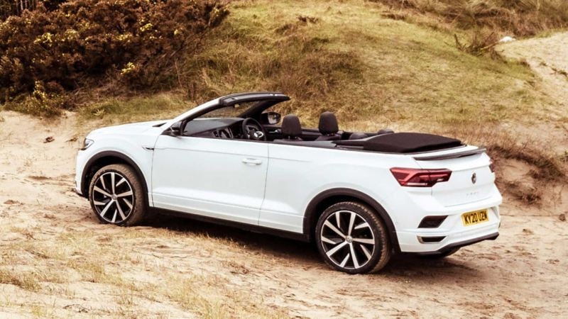T-Roc Cabriolet Offer