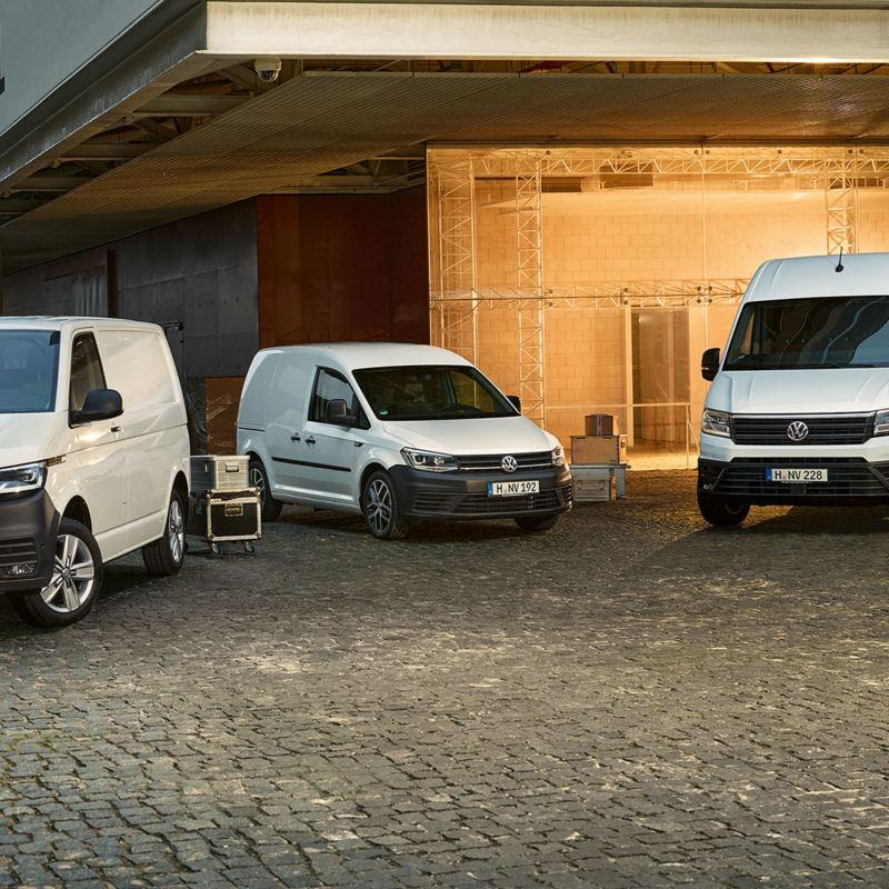 Volkswagen Hyötyautot PRO