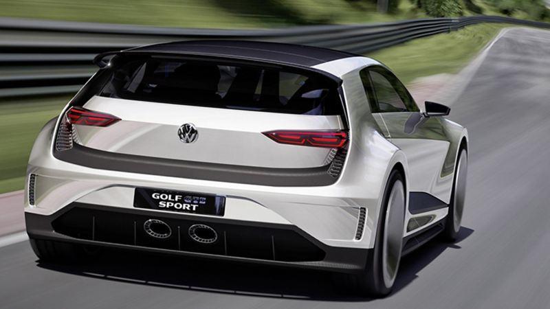 Golf GTE Sport